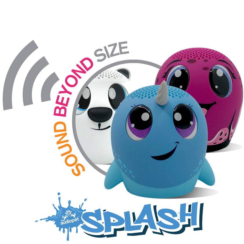 waterproof animal speakers