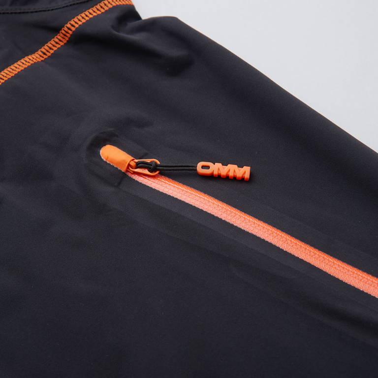 OMM(オーエムエム)/カムレイカジャケット /ブラック/MENS