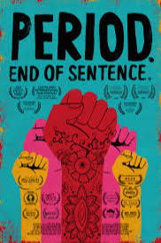 movie poster of Period end of the sentence