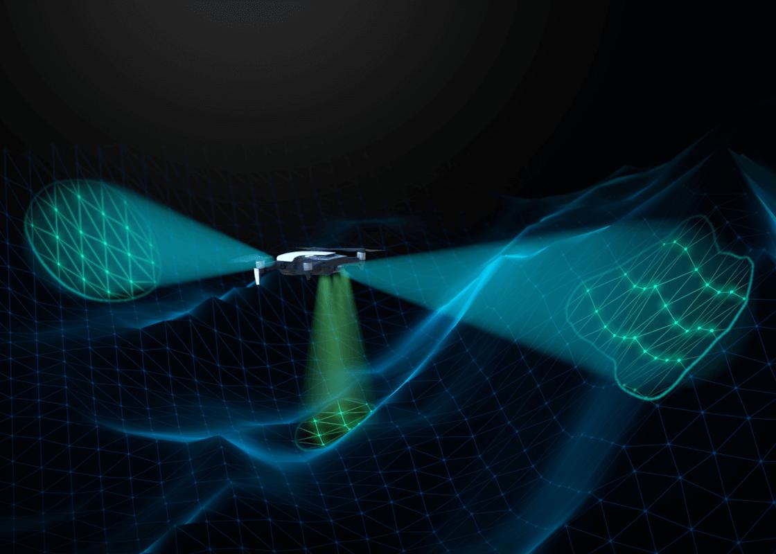DJI Mavic Air Flight Autonomy 1