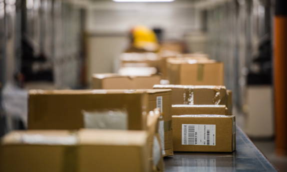Shipping information - returned items