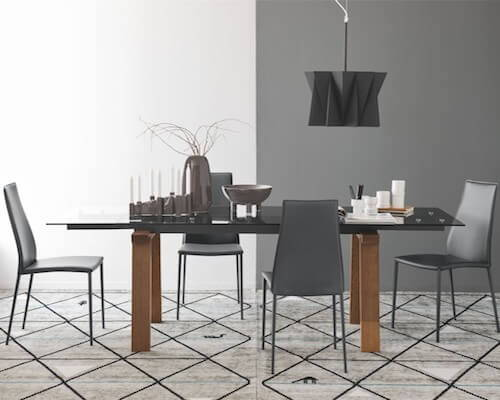 Calligaris Levante Extending Table