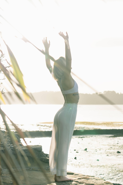 Surrender l Mukha Yoga