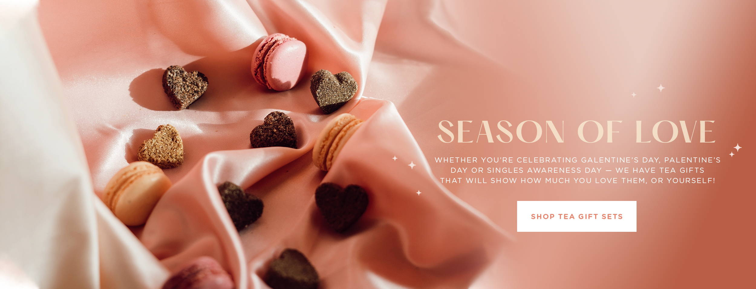 Shop Tea Gift Sets this Season of Love