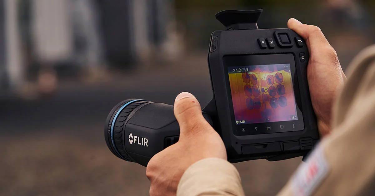 FLIR T860 Thermal Camera