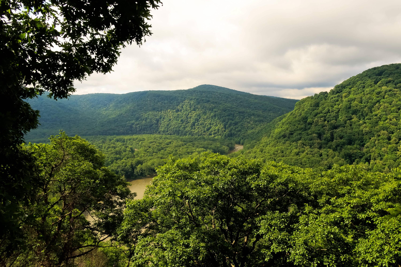 The Laurel Highlands Hiking Trail Overlook