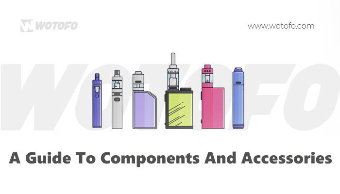 Vape Components And Accessories