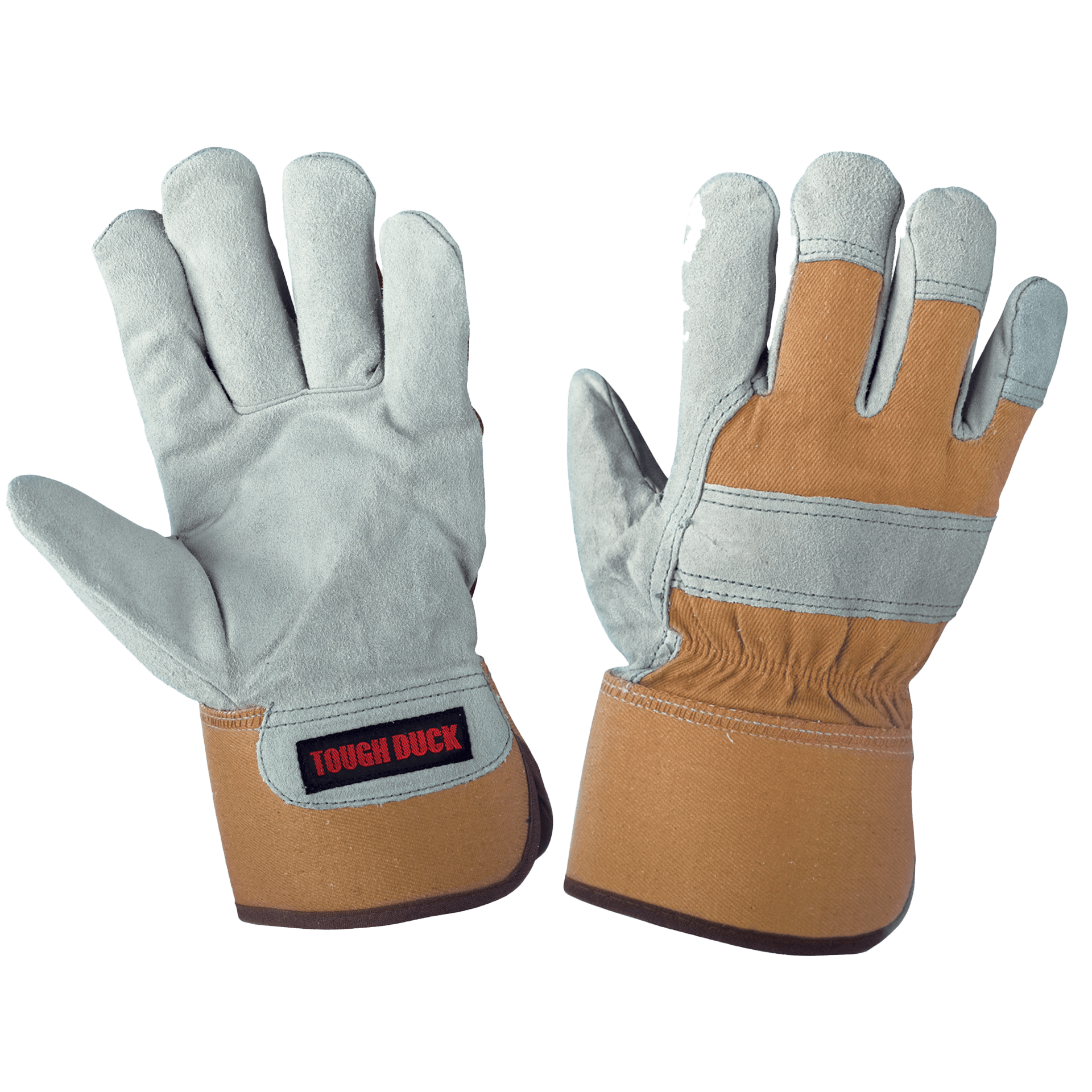 Tough Tuck Cow Split Leather Fitters Glove Gi5506