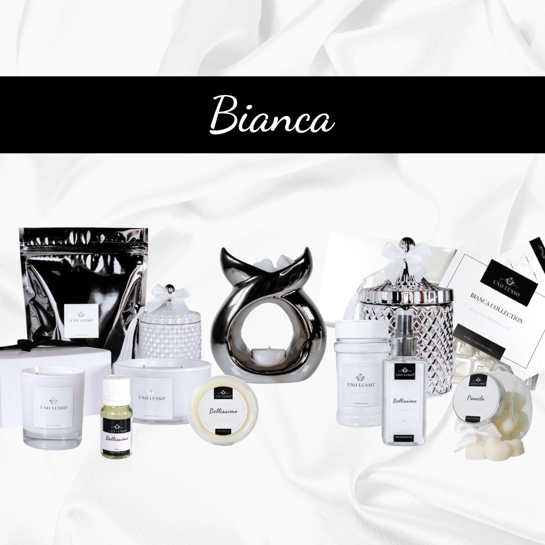 Bianca Collection - Luxury Home Fragrance by Uno Lusso