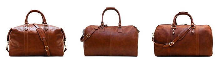 Roma Leather Bag Collection