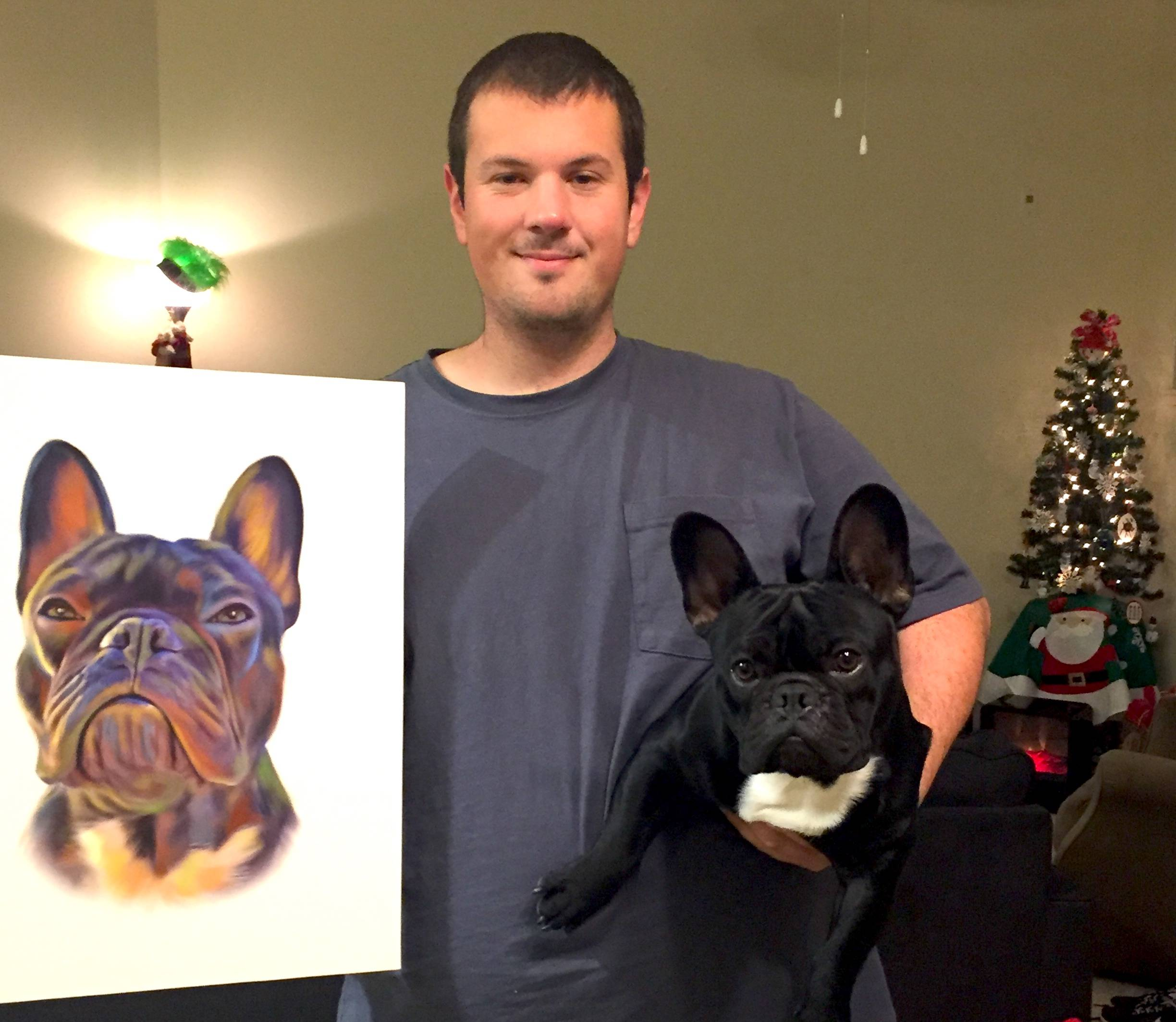 dog portrait - testimonial