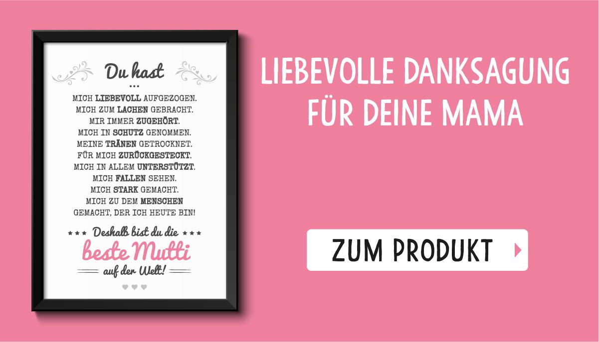 Beliebte Produkte Bild Danksagung Mutti Beste Mama