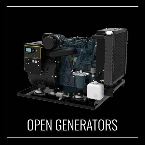 Open Mobile Generators