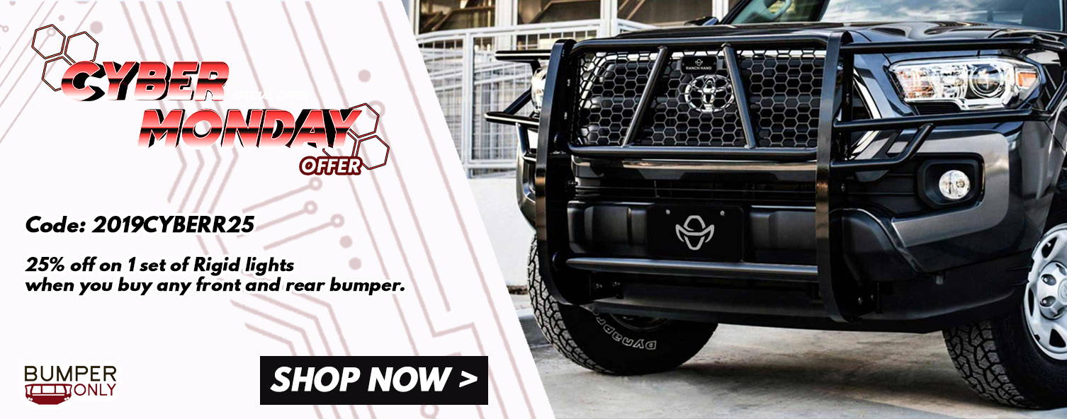 Bumperonly Bumpers Cyber Monday Special Promo