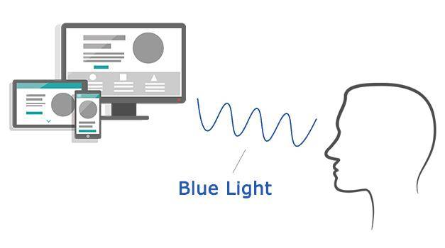 Blue light Source