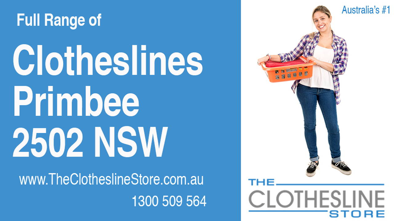 New Clotheslines in Primbee 2502 NSW