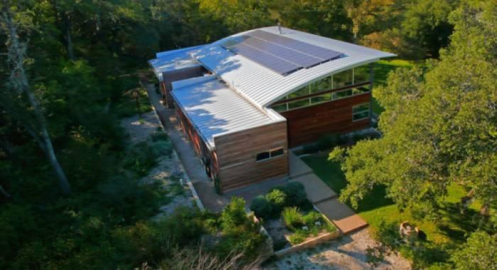 Solar Home in Austin