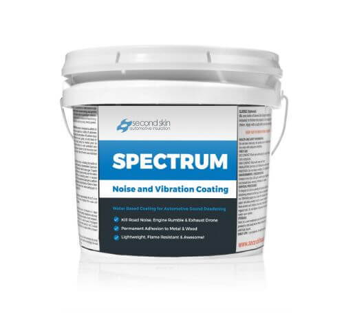 Spectrum liquid deadener