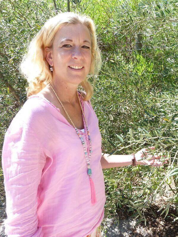Clarissa Hagemann - Nahaufnahme (Weinexpertin Südafrika)