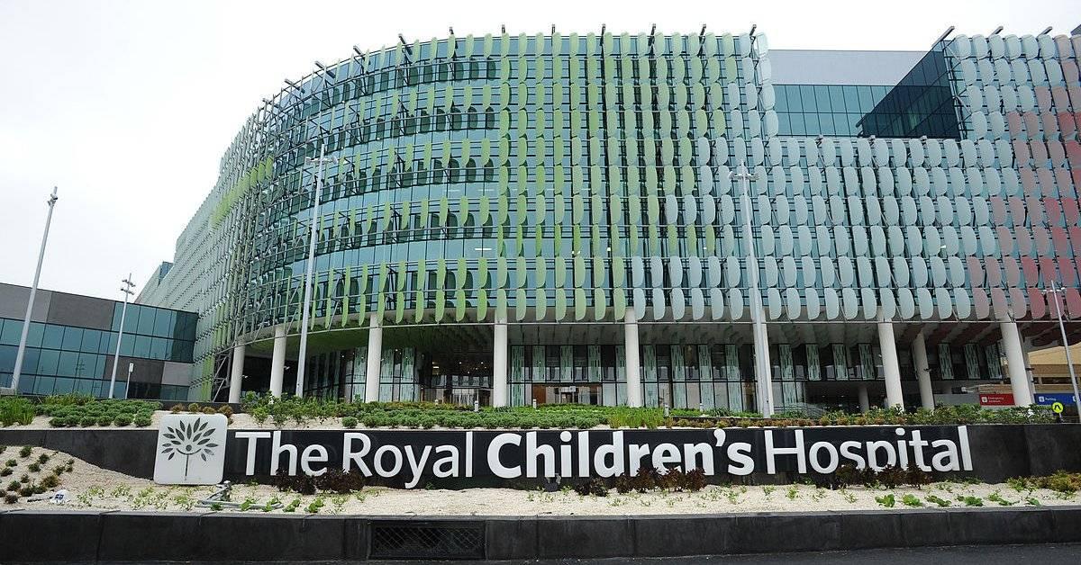 wondercap project of the royal chrildrens hopsital