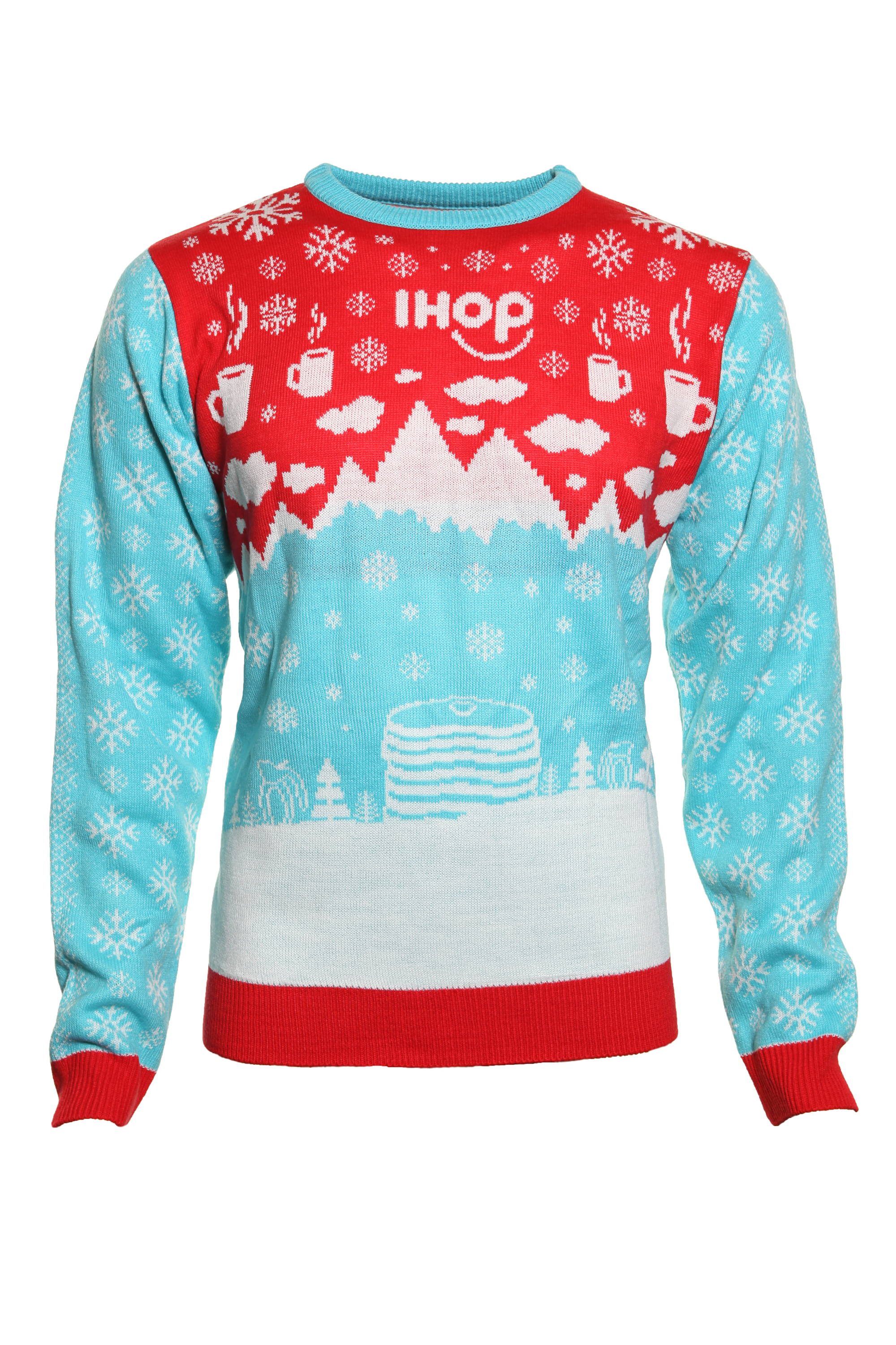 iHop Custom Christmas Sweaters