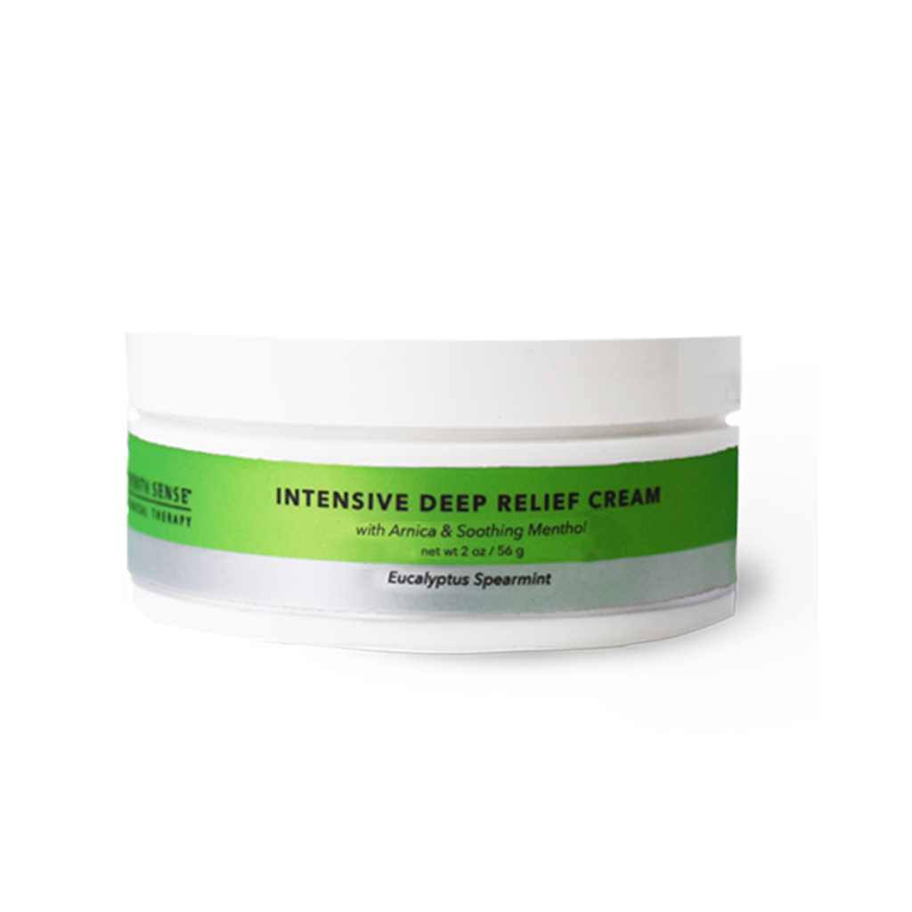 Intensive Cream 1000mg Eucalyptus Spearmint