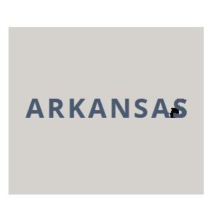Arkansas Silhouette