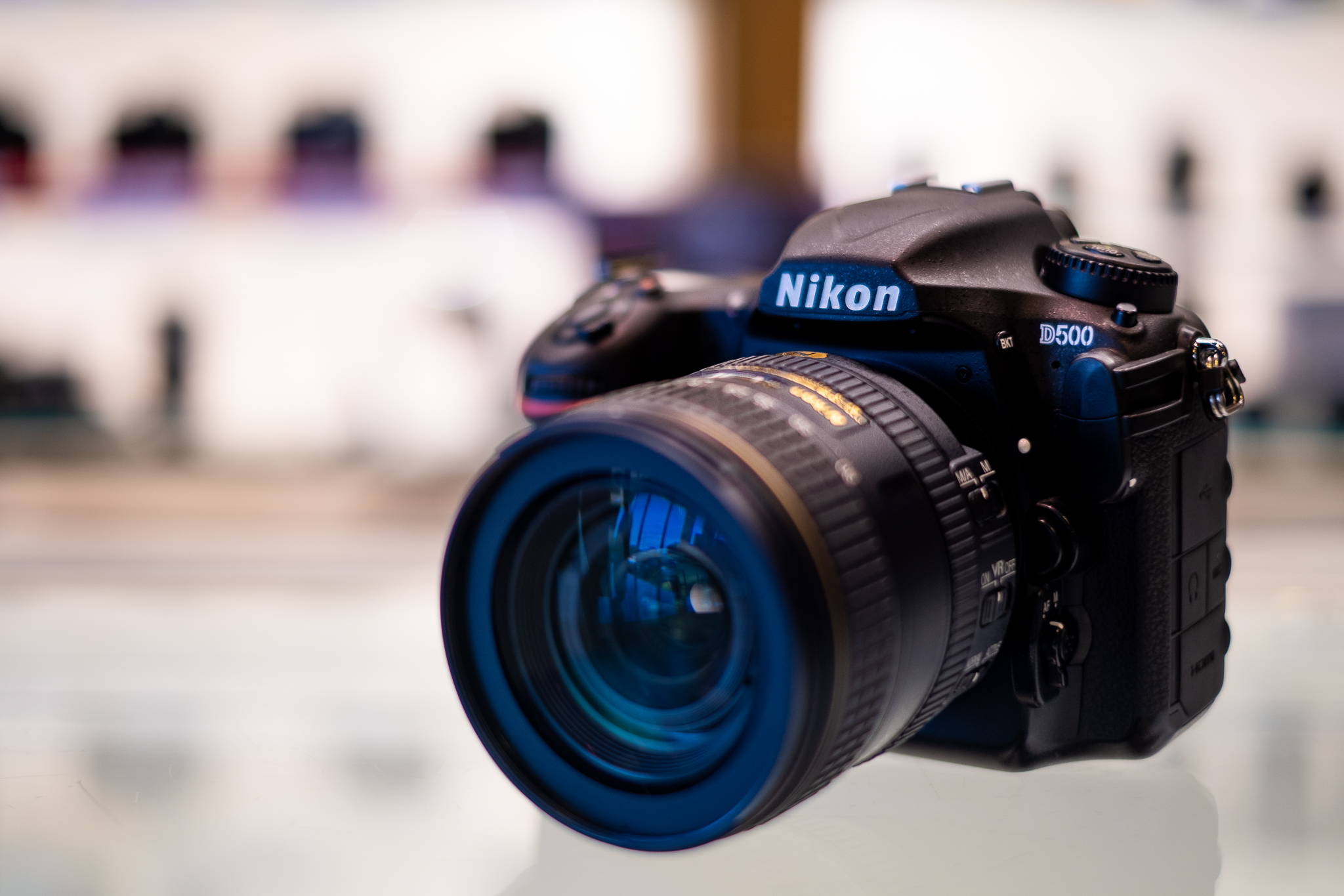 Learn all about the Nikon D500!