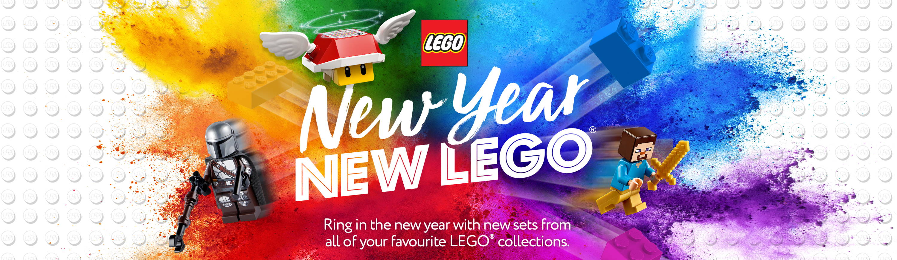 New Year, New LEGO