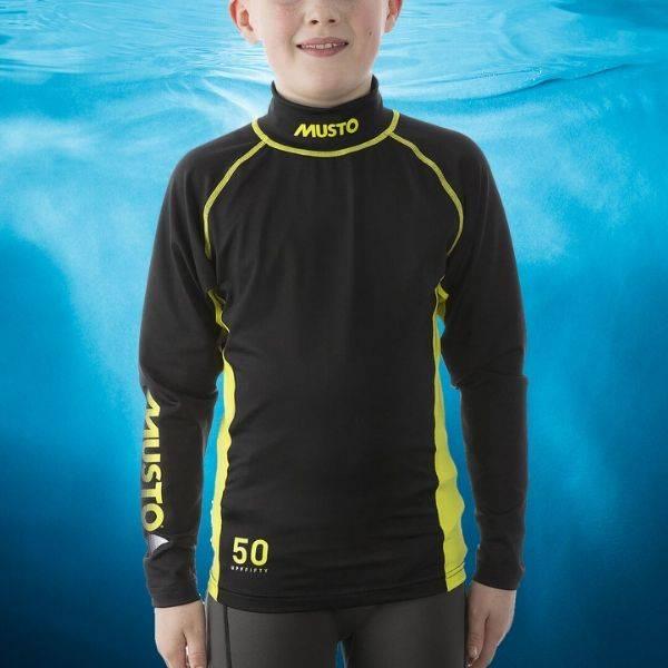 Sailing tops for juniors