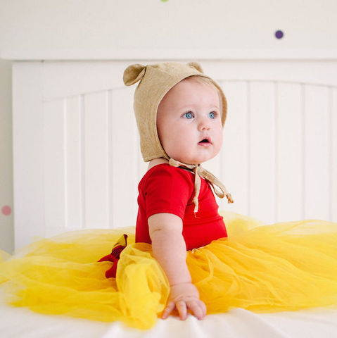 Winnie-the-Pooh Hallloween costume