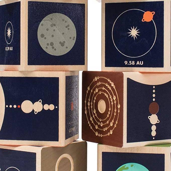 Planet Building Blocks