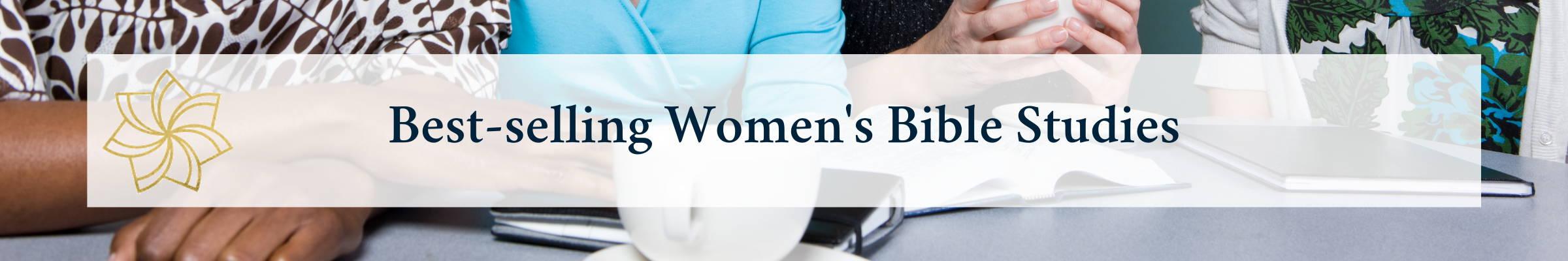 Best-selling Women's Bible Studies