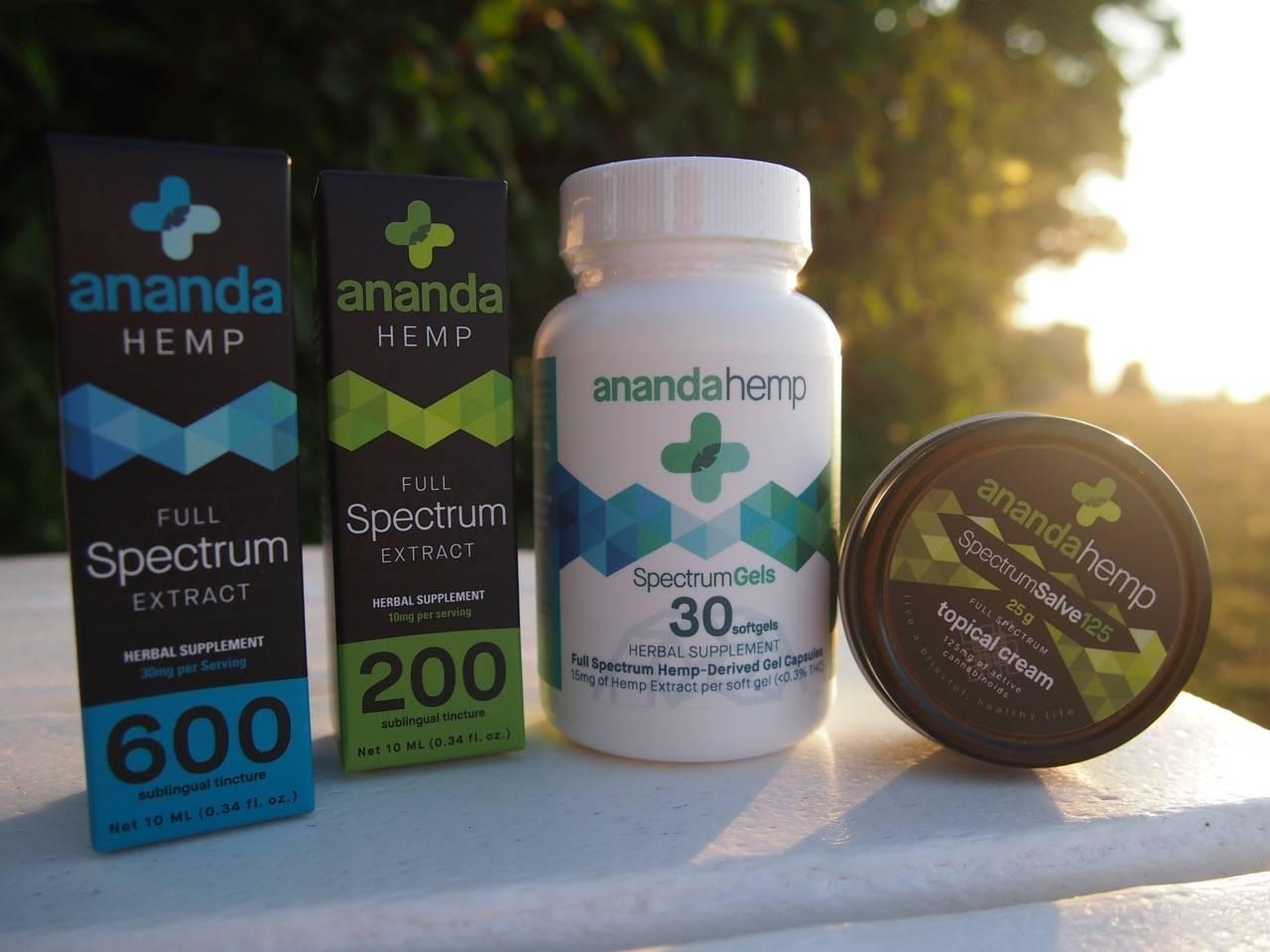 Full Spectrum CBD | Premium Verified CBD Oil Only At Anavii