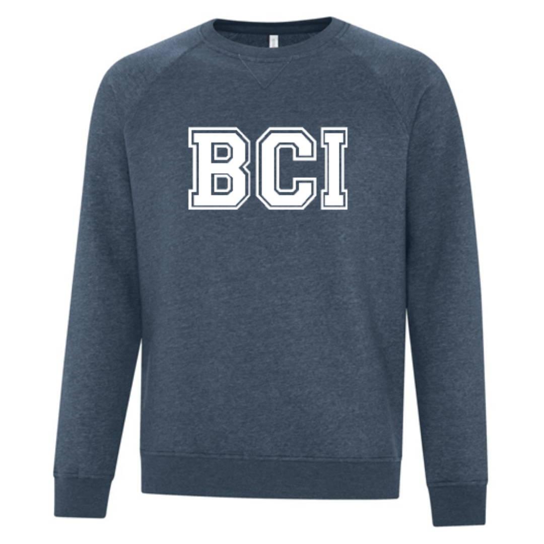 Custom Crew Neck Sweater Example 2