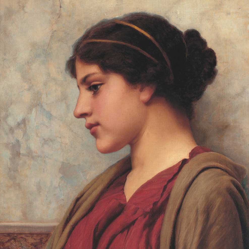 John William Godward Art