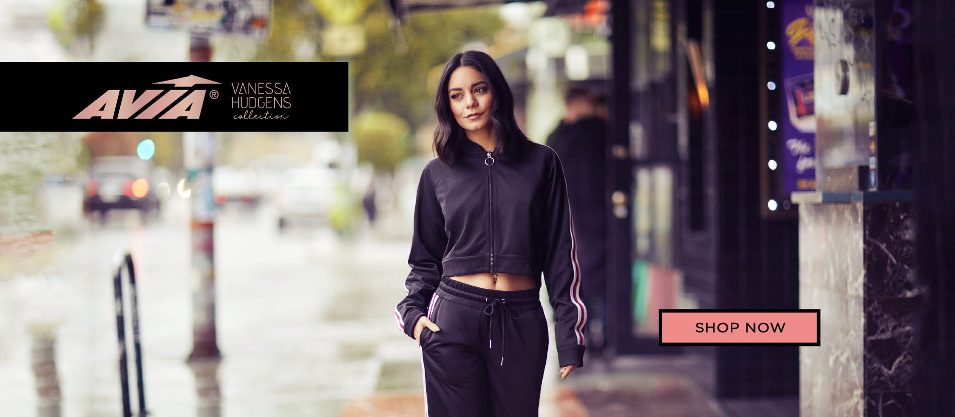 Avia Vanessa Hudgens Apparel Collection, Featuring Activewear, Sports Bras, Leggings, Tops,ottoms, Lounge Pants, Jackets, Tees, Hoodies and more