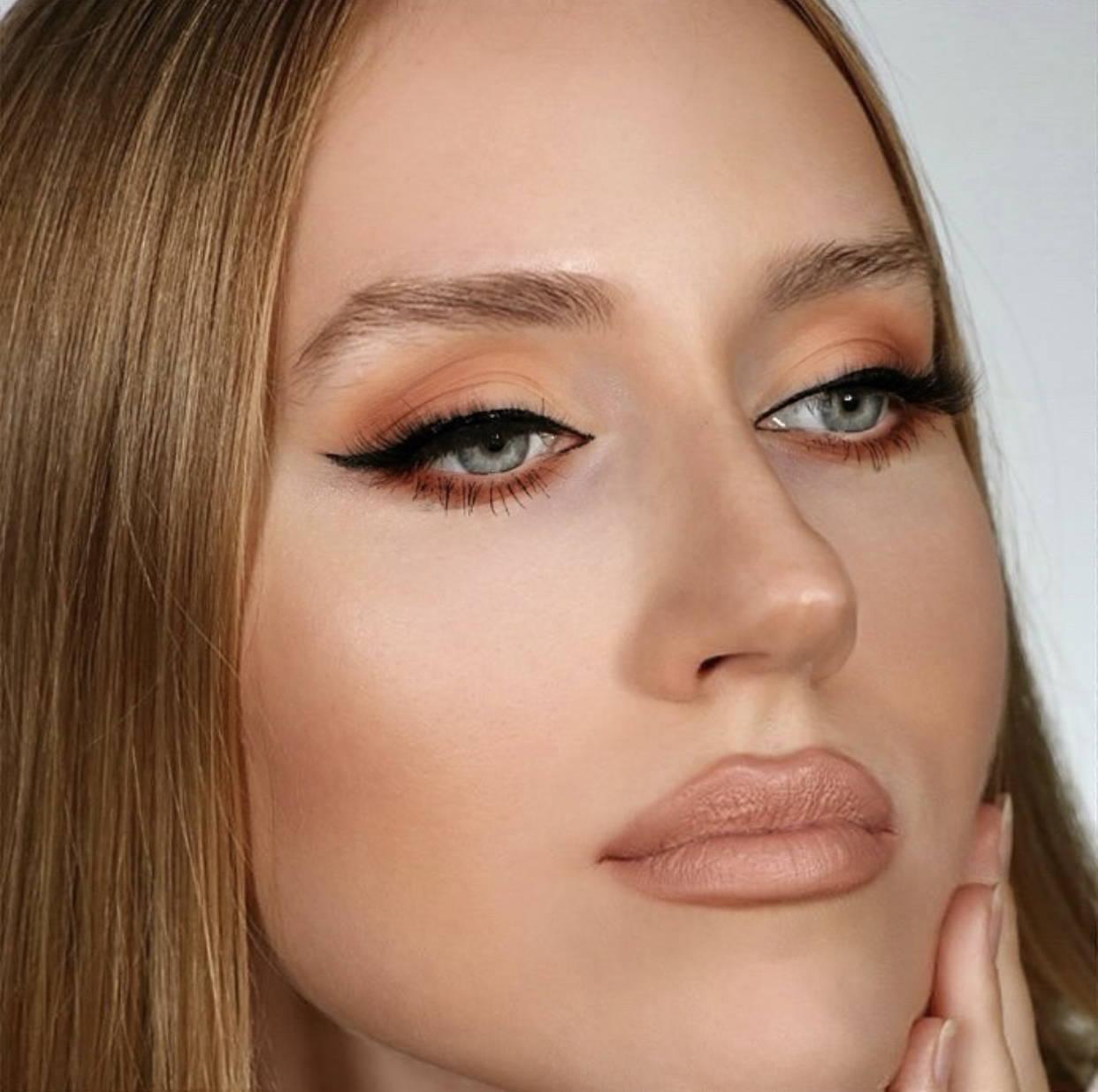 vike twins bali lash black adhesive eyeliner