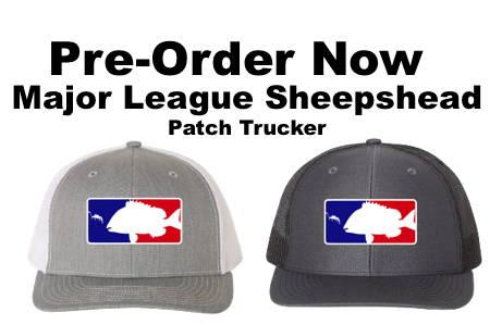 Major League Sheepshead Trucker Hat