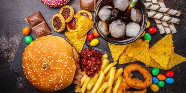 Verbotene Lebensmittel