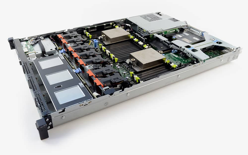 dell poweredge r620 open chassis