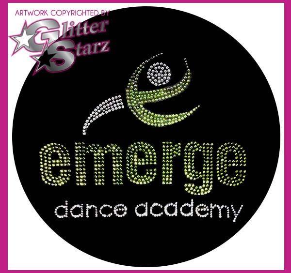 emerge dance academy bling it on webstore glitterstarz fundraiser