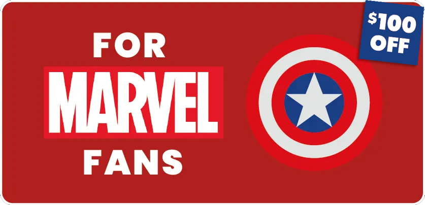 $100 OFF MARVEL AIR PURIFIERS