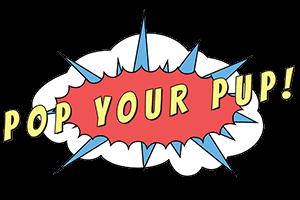 pop your pup vs logo