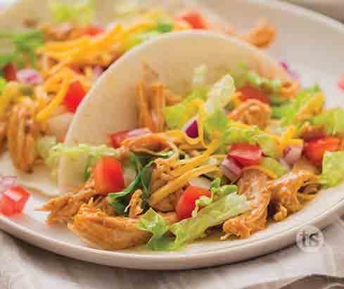 Magic Chicken Tacos