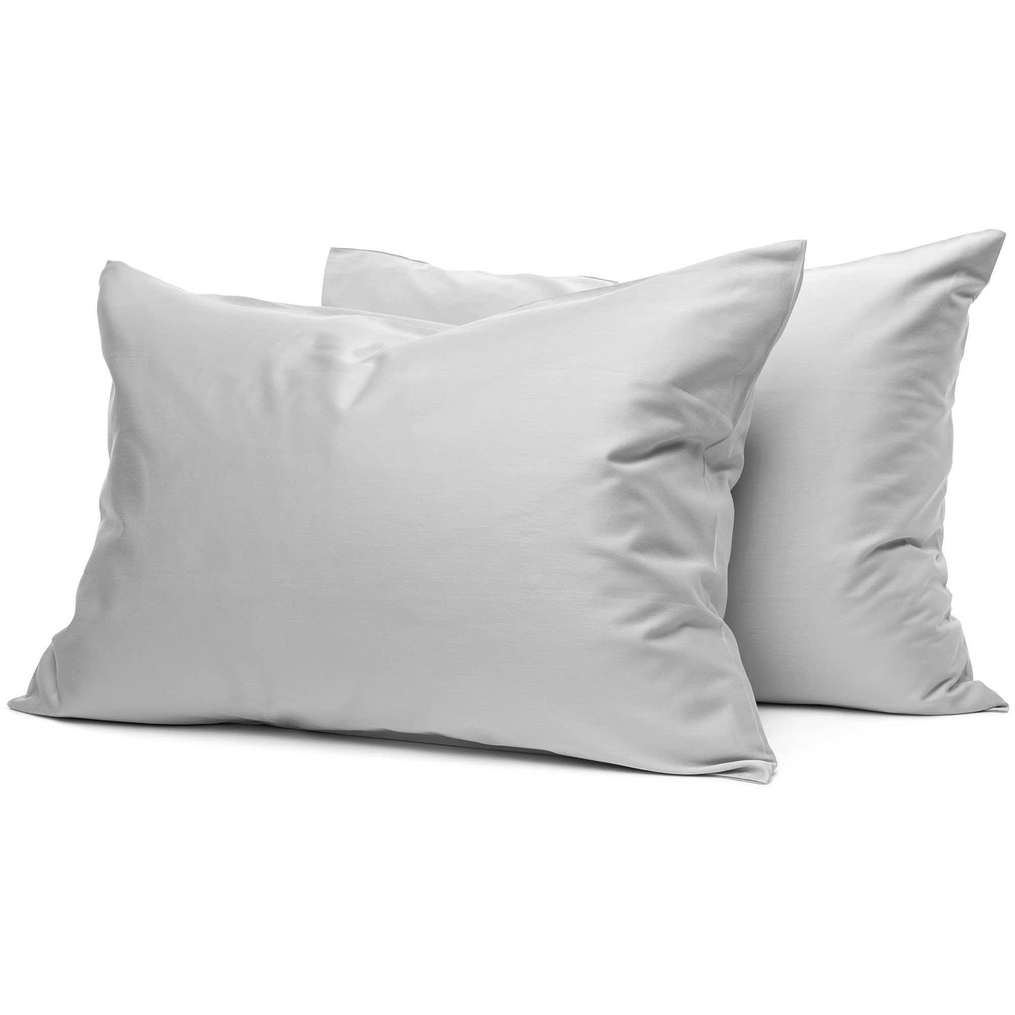 light-gray-luxury-organic-cotton-pillowcases