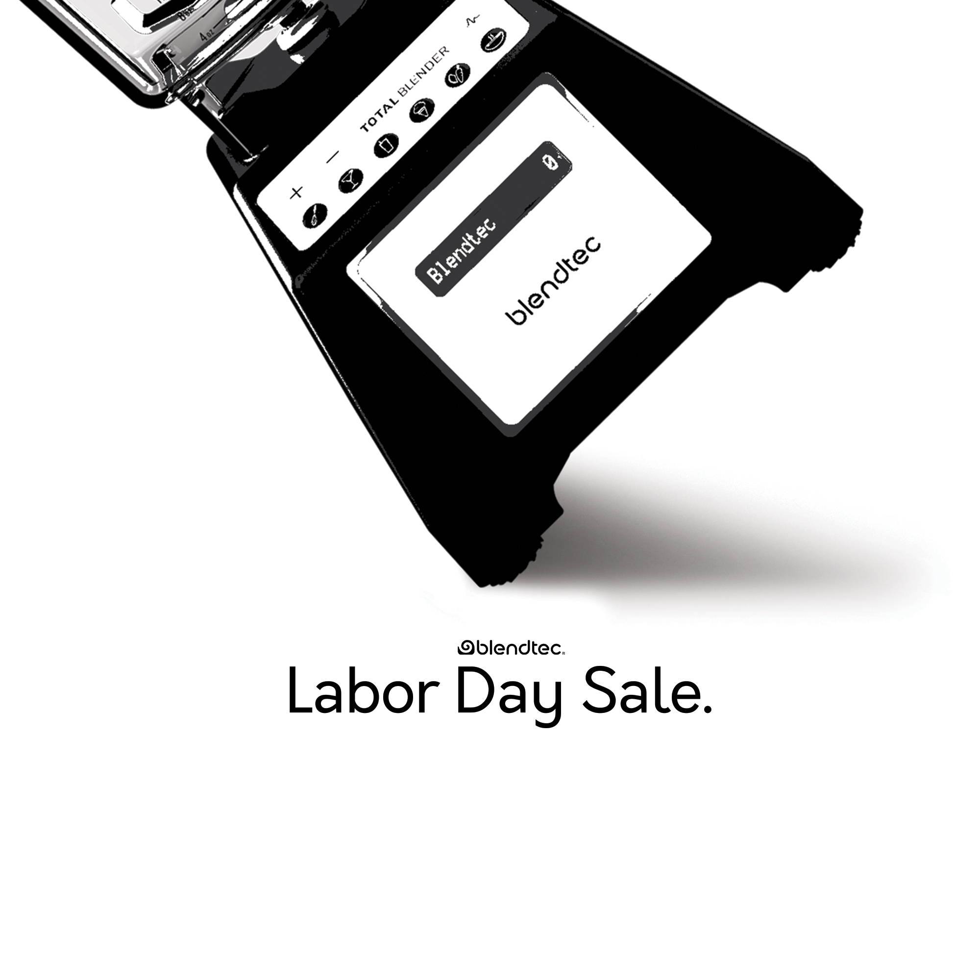 Total Blender Labor Day Sale