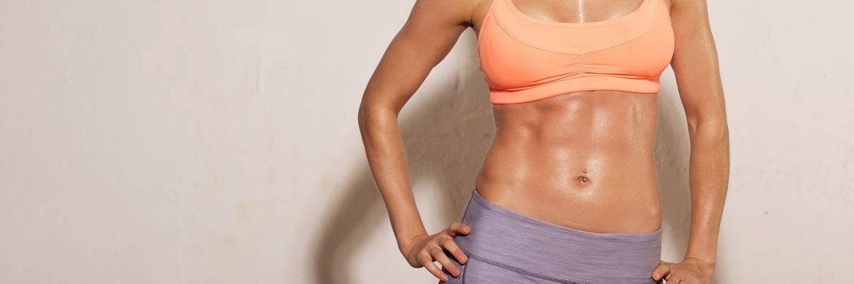 Gesunde Ernährung, um Körperfett zu verlieren