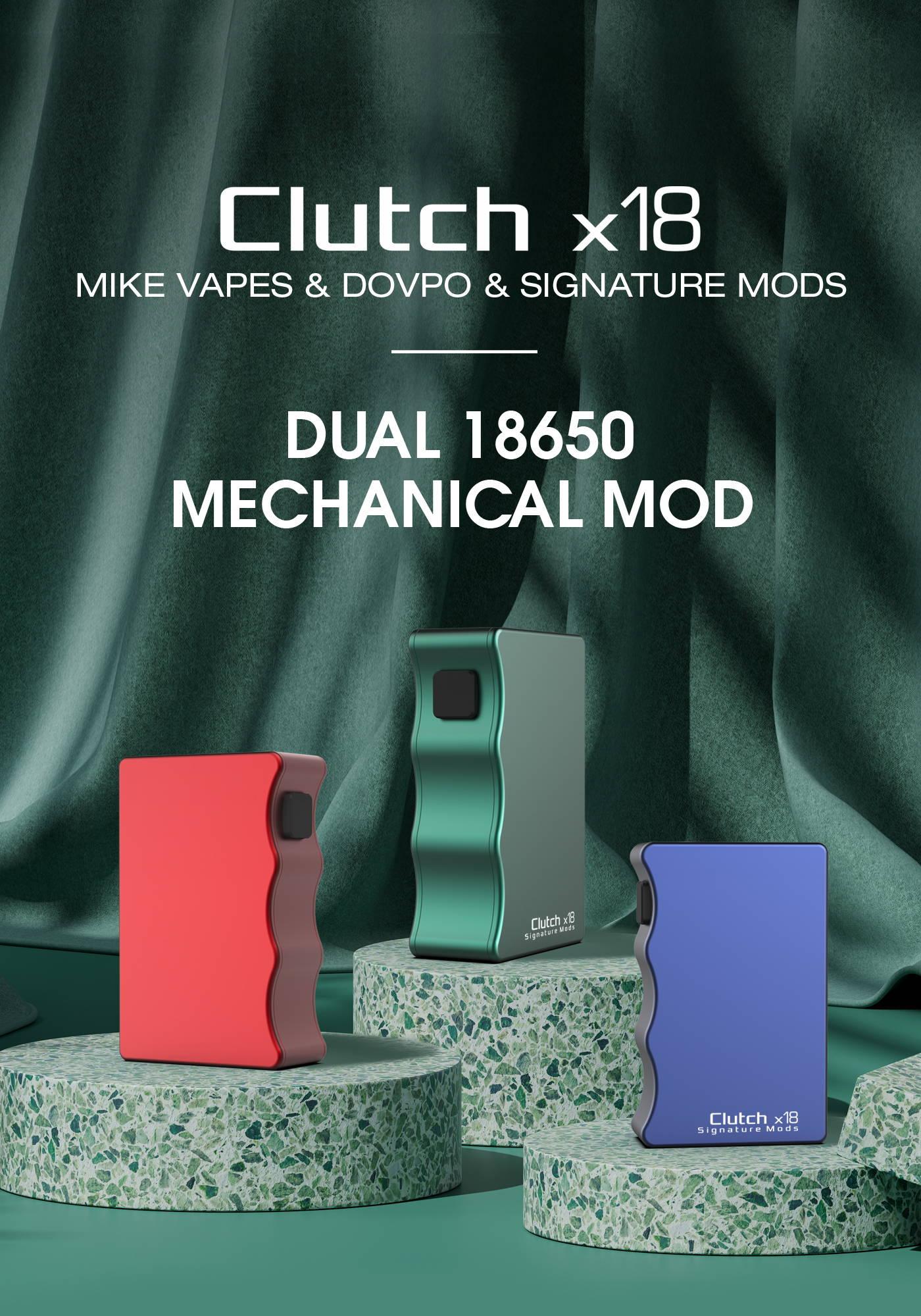 DOVPO Clutch X18