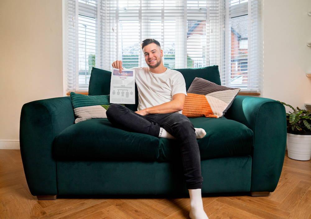 Chris Hughes sofa prenup